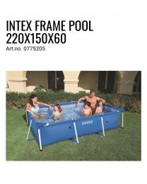 Intex Frame Pool 220x150x60 cm 0775205